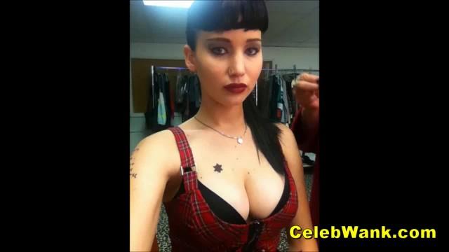 Perfect Nude Celebrity Body Jennifer Lawrence Home Leaks