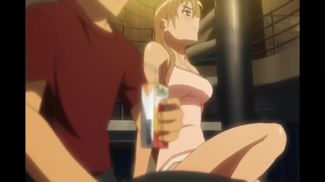 High School of the Dead Sexiest Scenes Pt. 1