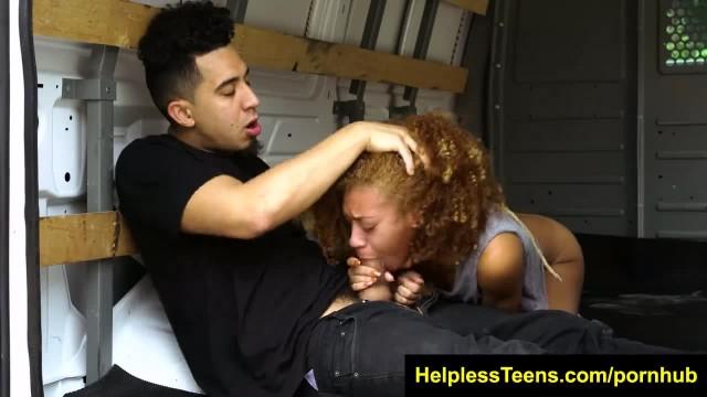 HelplessTeens Kendall Woods Brutal Fuck