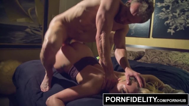 PORNFIDELITY - AJ Applegate Loves Cock in her Perfect Ass