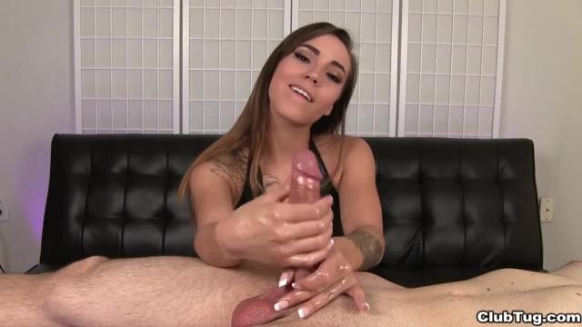 Sasha Foxx MILKS Monster Cock