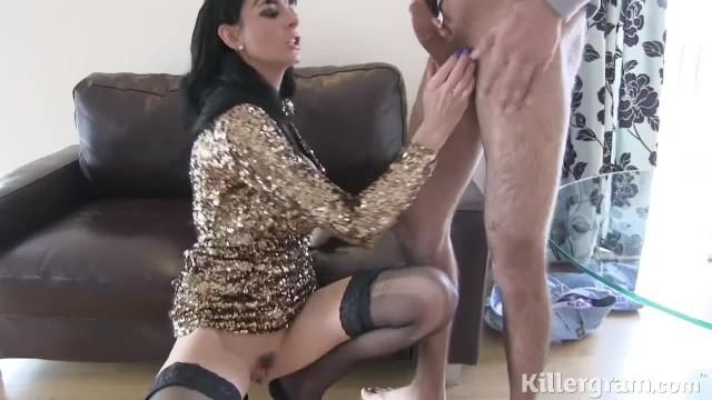 Killergram Swinger MILF Leena Franks Fucked by Young Pakistani Stud