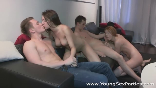 Young Sex Parties - Renata - Selena Stuart - Fucking welcome to Group Sex