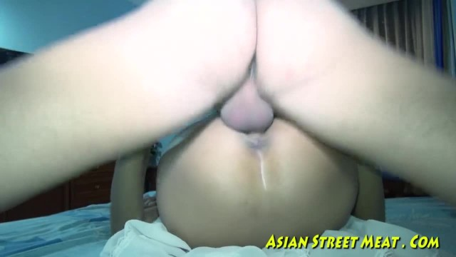 Tall Thai Girl Pleasure of Tight Anus