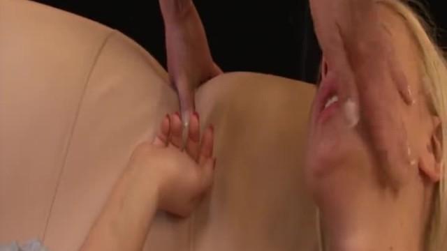 StockingVideos - Dominant Stocking Lesbian Sex