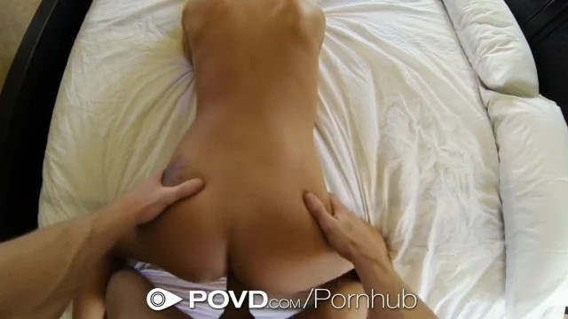 POVD - Tucker Star gets her Pussy Fucked by Hard Cock