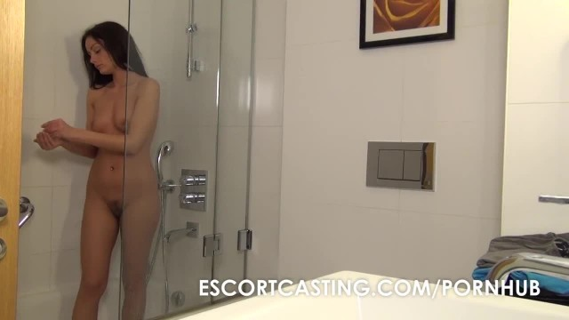 Escort Sophie Lynx Secretly Filmed in Hotel with Client with Yoga Fetish