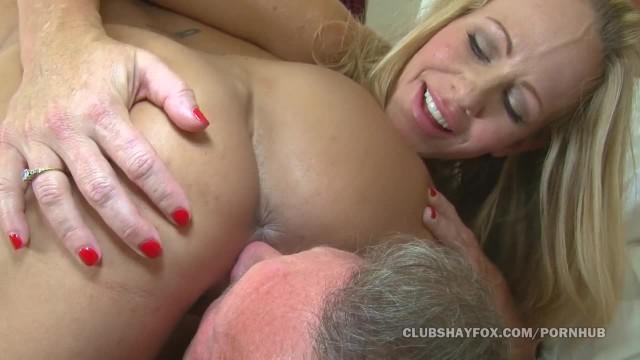 Shay Fox and Simone Sonay Big Tit MILF Threeway