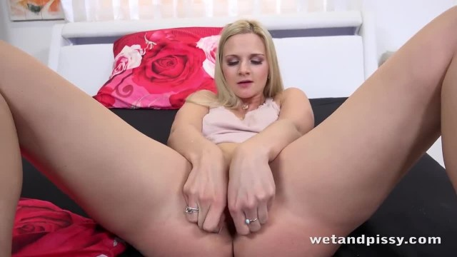 Piss SoakedHot Pants and Hot Piss Play
