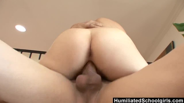 HumiliatedSchoolGirls - Naughty Tia Tilton Fucks her Guardian