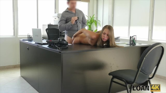 LOAN4K Riding Cock to get Cash for a Student Trip
