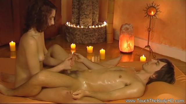Romantic Handjob Training for Sensual Couples