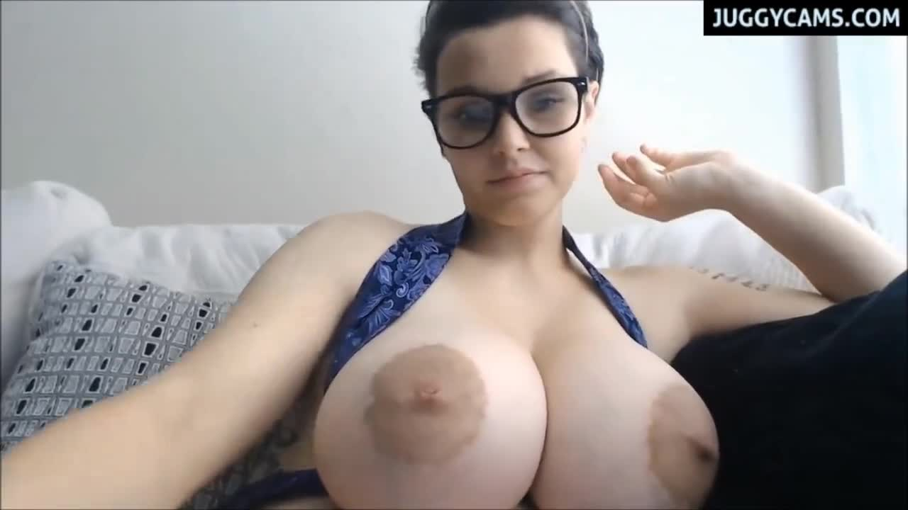 Huge Natural Tits Anal Pov