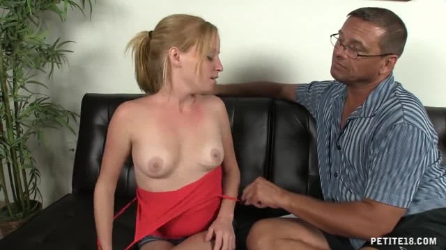 Petite 18 Alyssa Hart you are going to Pay for it