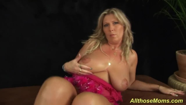 My Big Boob Horny Mom alone at Home