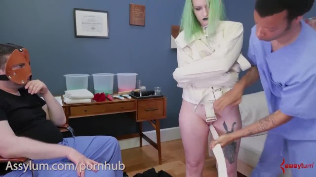 Big-ass Brat gets Punished and Put in her Place at the Psych Ward