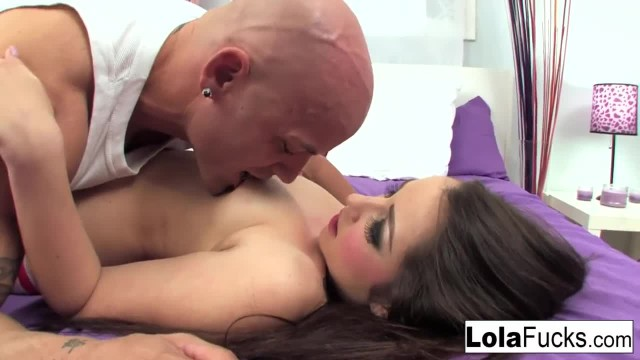 Lola gets Fucked Hard by Derrick Pierce