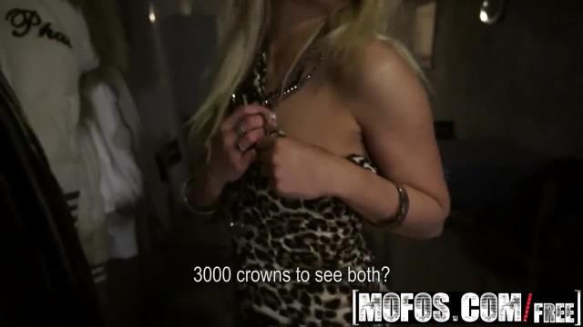 MOFOS - Barra Brass - Coat Check Cunt