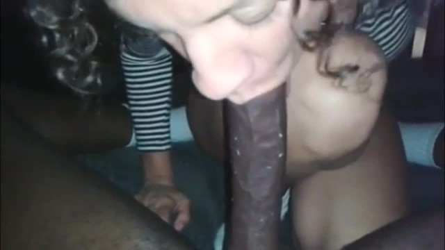 A Real Huge Black Cock for my Wife Chantal