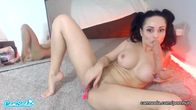 CamSoda - Crystal Rush Multi-toy Masturbation Big Tits Orgasm