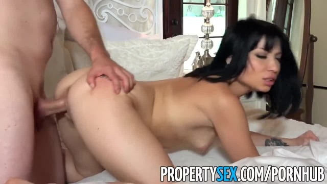 PropertySex - Real Estate Agent Fucks her Husband's Brother