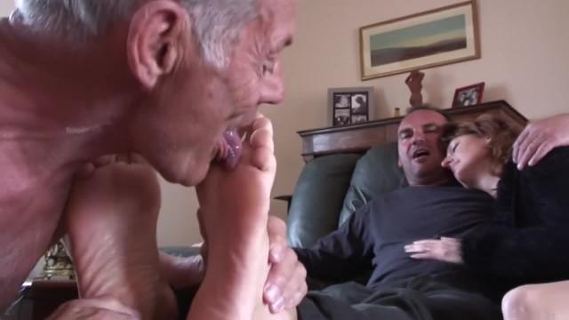 Suck Male Feet