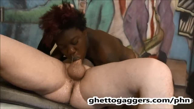 Nasty Ghetto Throat Whore Sade Sparx is back after Tap out