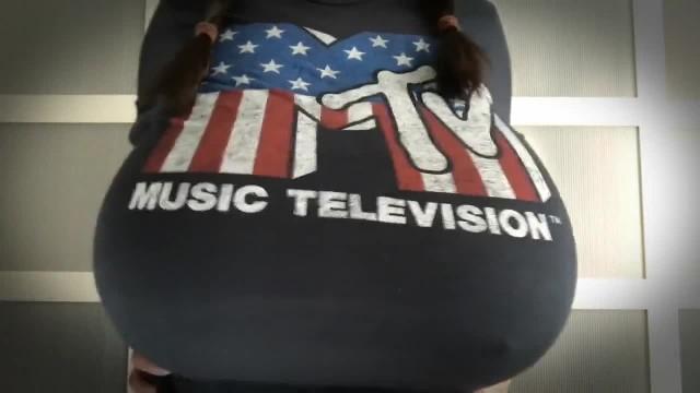 Huge MTV Tits Teasing