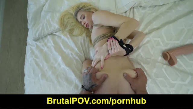 Brutal POV - Riley Star - Bad Babysitter