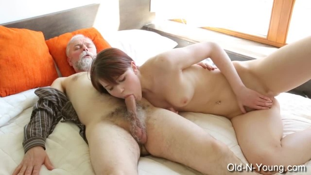 ESTELLE SIAM Aka Licije - Teen & A Grandpa