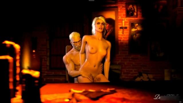 The Witcher - A Forbidden Affair with Ciri