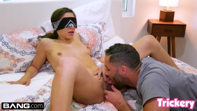 Abella Danger gets Tricked into Fucking her Stepbrother