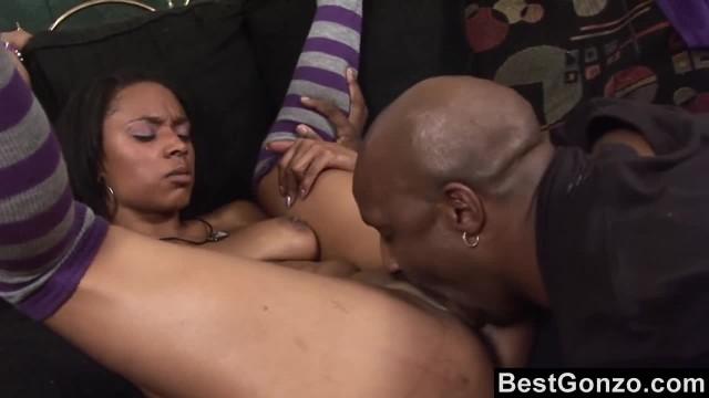 Slutty Babysitter wants A Big Dick