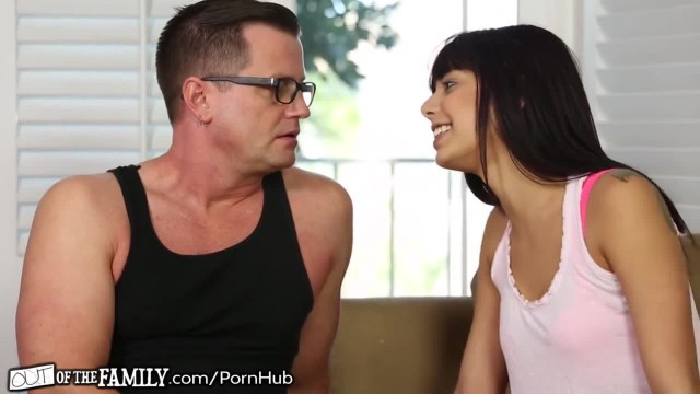18 Year old Gina wants Daddy's BFF