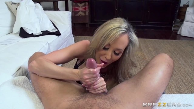 Hot MILF Brandi Love gets some Young Cock - Brazzers