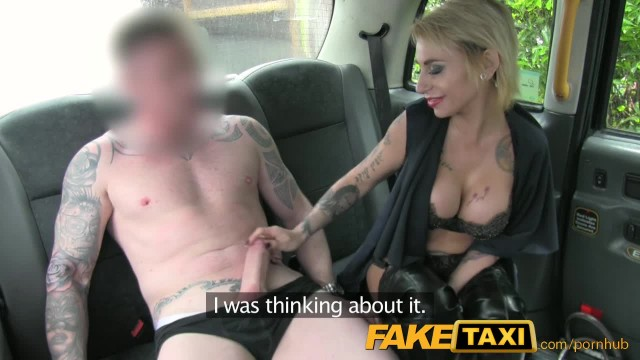 FakeTaxi Petite Lady in Sexy Lingerie Enjoys Cab Fucking