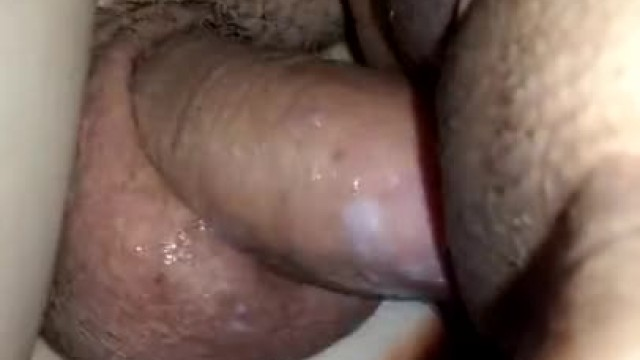 Intense Penetration between Filipina Wife and Colombian Husband