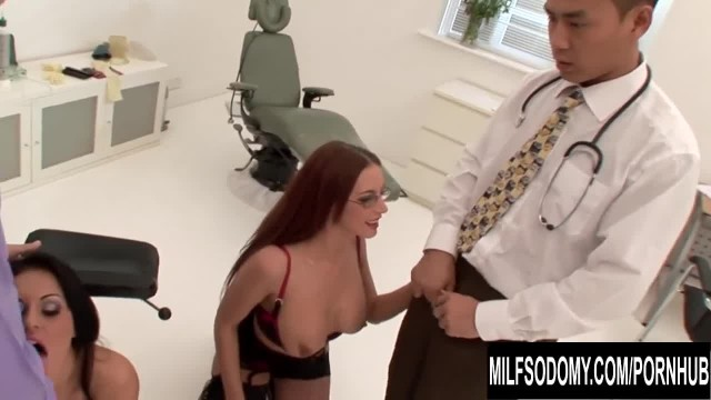 Emma Butt and Kerry Louise Fucked Raw