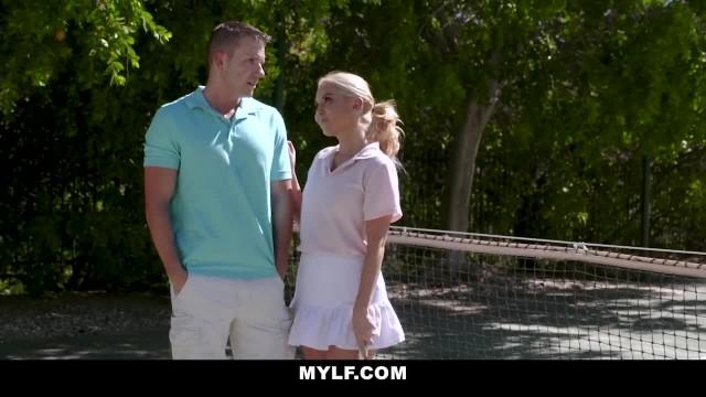 MYLF - Hot MILF Fucked by Tennis Instructor