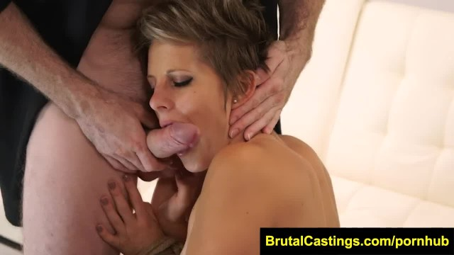 FetishNetwork - Makeena Reese in Couch Sex BDSM Humilation Domination Casting
