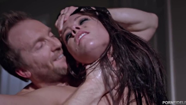 PORNFIDELITY- Cum Slut Peta Jensen gets A Creampie after Brutal Fuck