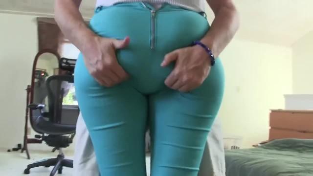 Big Booty Groping