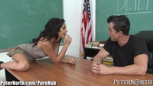 PeterNorth Teen gets first Big Cock after School