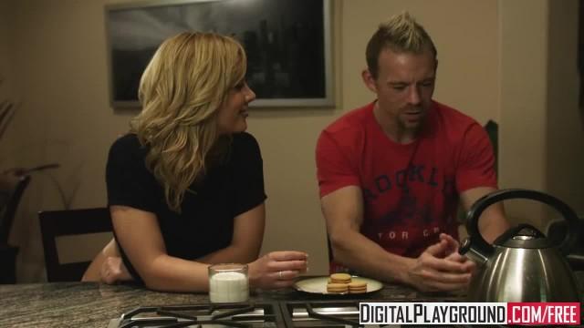 Digital Playground - Home Wrecker Kayden Kross gets Fucked in the Kitchen