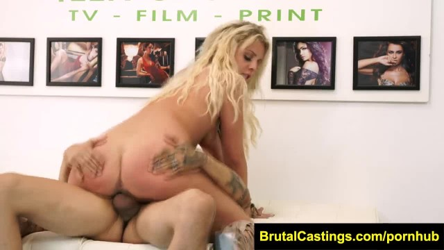 FetishNetwork Madelyn Monroe Couch Fuck BDSM Humilation Domination Casting