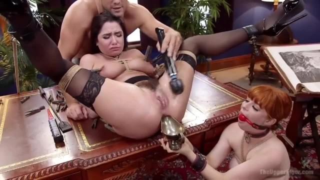 BDSM SQUIRT PMV (BONDAGE SQUIRTING PORN MUSIC VIDEO)