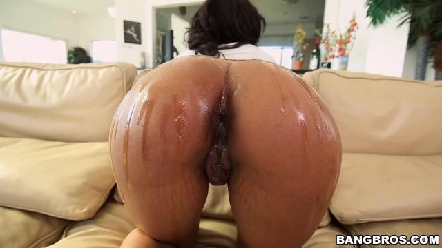 Thick Ebony Pussy