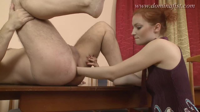 DominaFist - Opening that Hole up