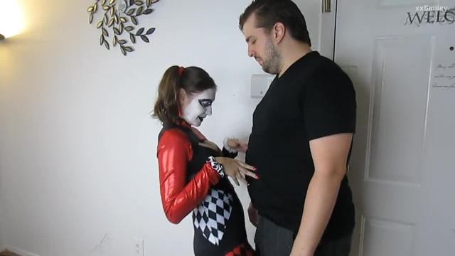 Harley Quinn Facesit & Job