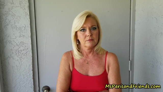Step Mommy/Son Taboo with Ms Paris Rose